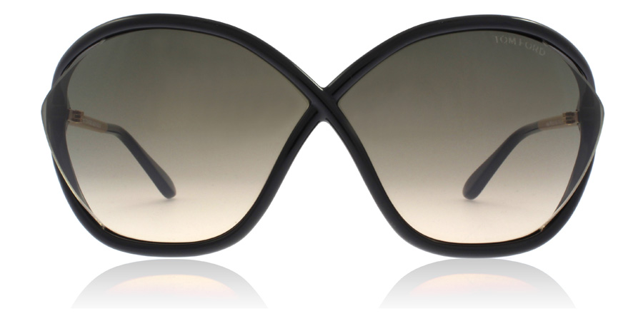 Tom Ford FT0529 Black 01B 71mm