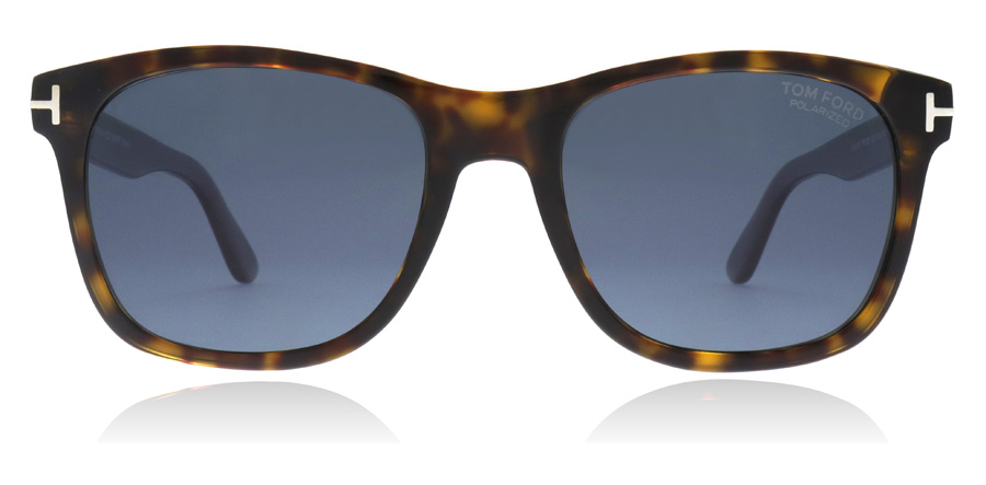 Tom Ford Federico Eric FT0595 Dark Havana 52D 55mm Polarised