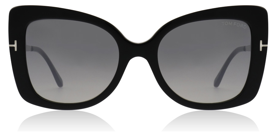 Tom Ford Gianna FT0609 Shiny Black 01C 54mm