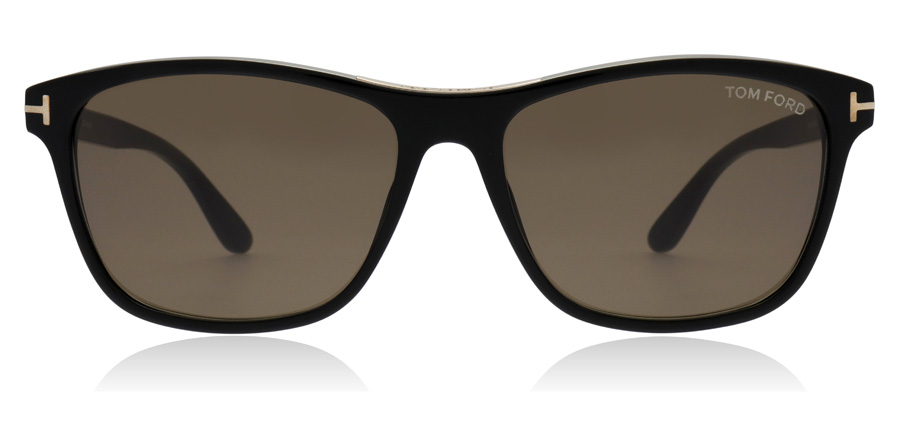 Tom Ford Nicolo FT0629 Shiny Black 01A 56mm