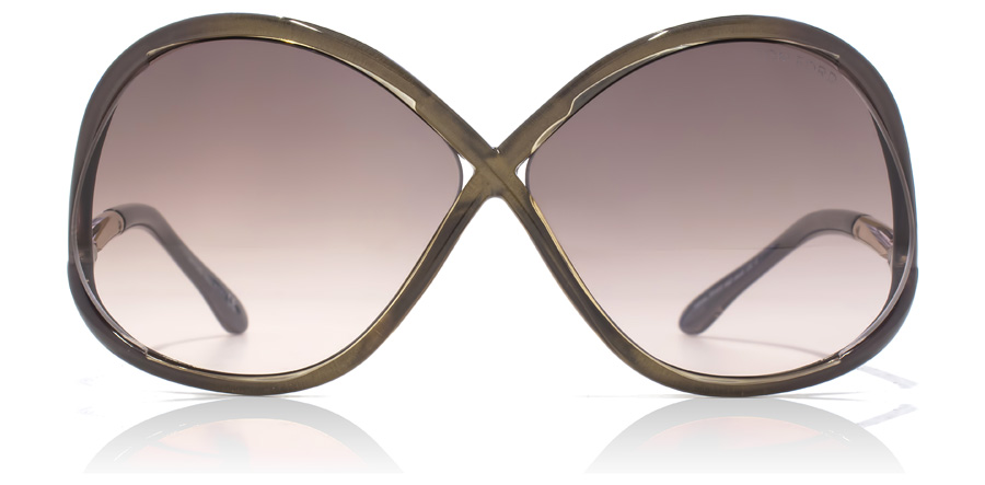Tom Ford Ivanna FT0372 Shiny Bordeaux 69Z 64mm