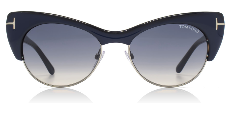 Tom Ford FT0387 Lola Turquoise 89W 54mm