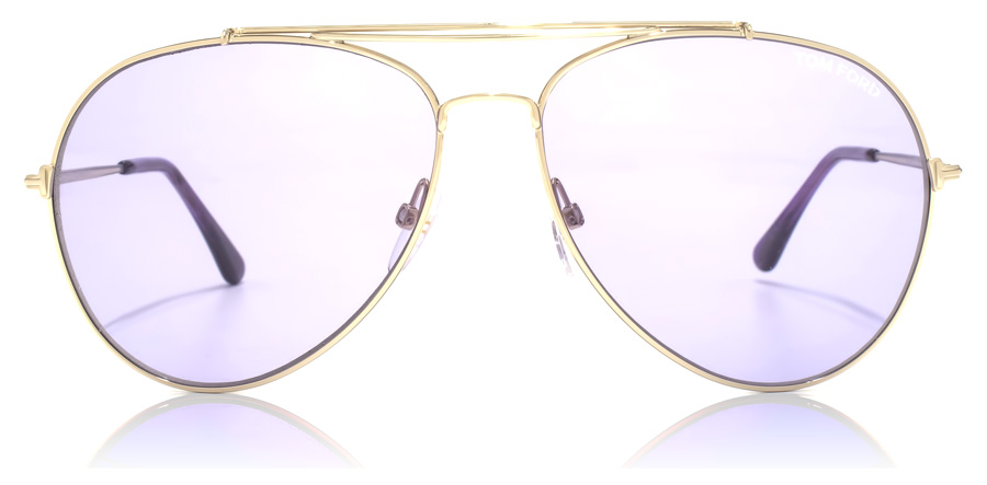 Tom Ford Indiana FT0497 Shiny Rose Gold 28Y 60mm