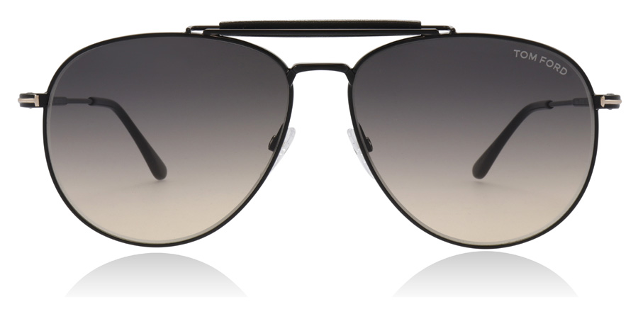 Tom Ford FT0536 Sean Shiny Black 01B 60mm