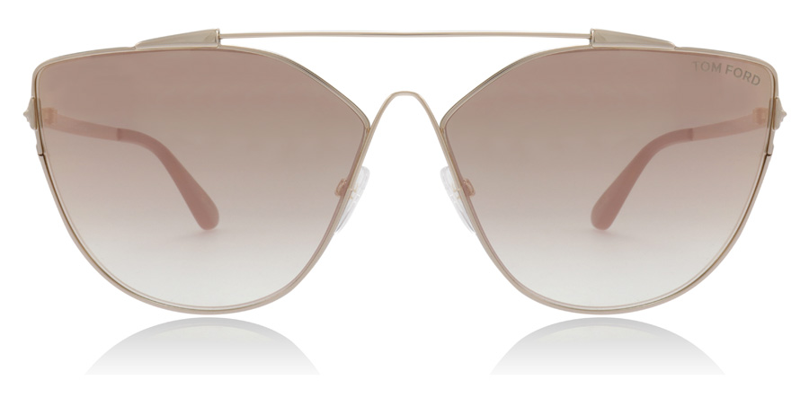 Tom Ford FT0563 Jacquelyn Gold 33G 64mm