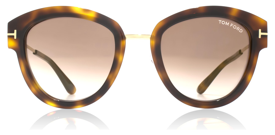 Tom Ford FT0574 Mia Dark Havana 52G 52mm
