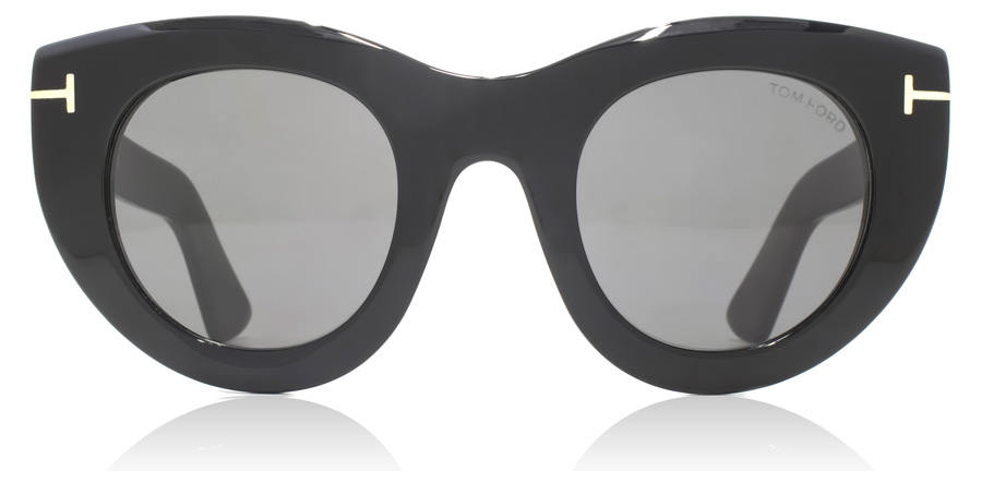 Tom Ford FT0583 Marcella Shiny Black 01A 48mm