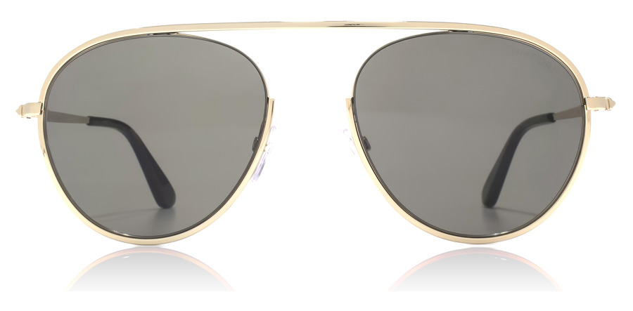 Tom Ford FT0599 Keit Shiny Rose Gold 28N 55mm