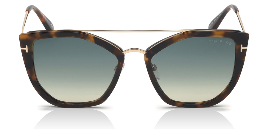 Tom Ford FT0648 Dahlia Havana 56P 55mm