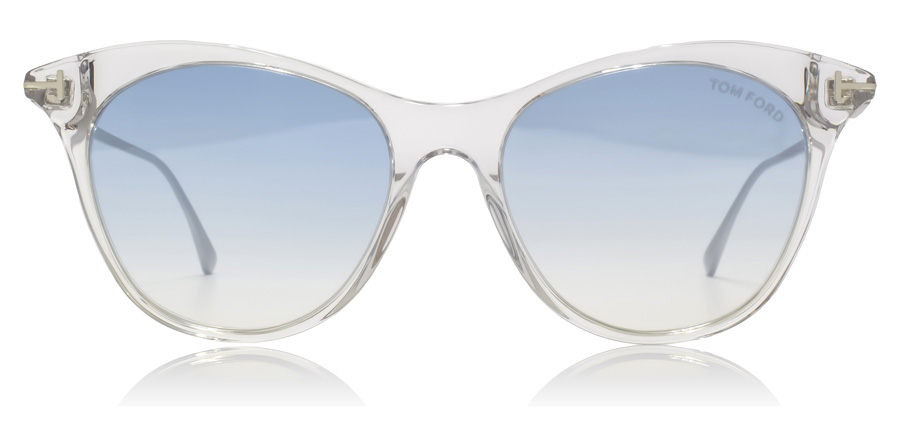 Tom Ford FT0662 Micaela White / Crystal 22X 53mm