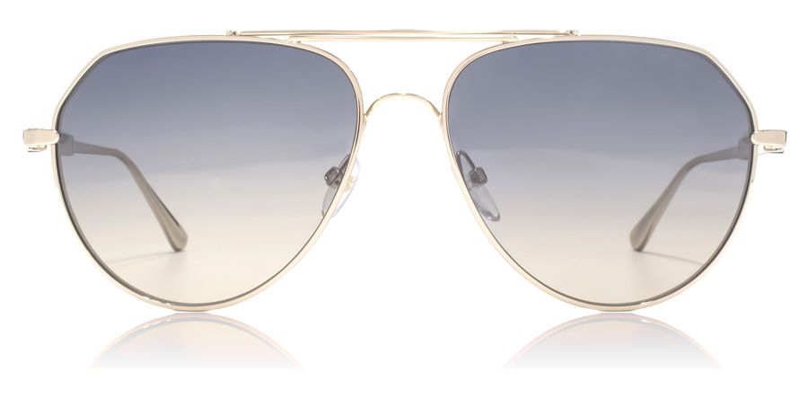 Tom Ford FT0670 Andes Shiny Endura Gold 30B 61mm