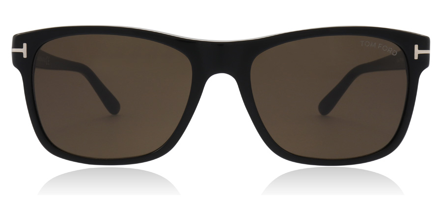 Tom Ford FT0698 Giulio Shiny Black 01J 57mm