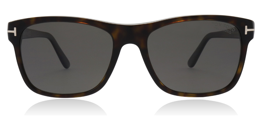 Tom Ford FT0698 Giulio Dark Havana 52D 57mm Polarised