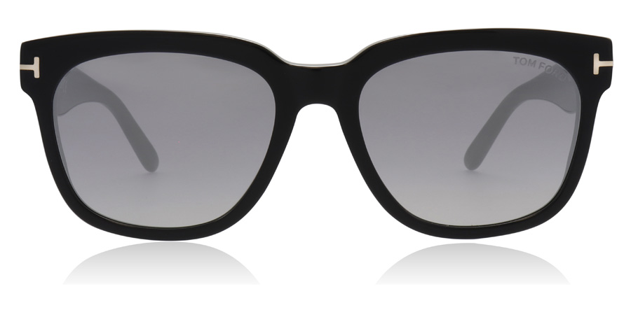 Tom Ford FT0714 Rhett Shiny Black 01C 55mm