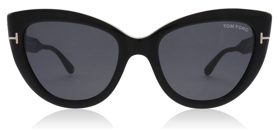 Tom Ford FT0762 Shiny Black 01A 55mm