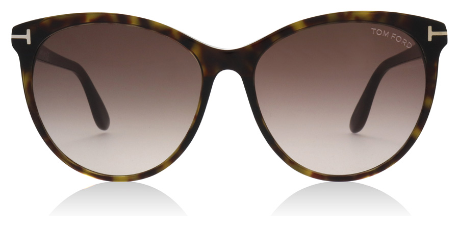 Tom Ford Maxim FT0787 Dark Havana 52F 59mm