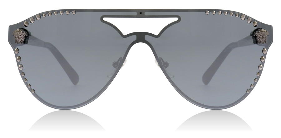 fdc9ca540d Versace VE2161 Gunmetal 10011U 42mm. free delivery. At Sunglasses .