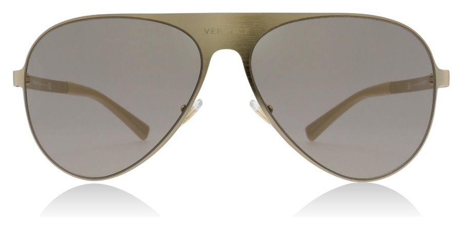 Versace VE2189 Brushed Pale Gold 1339/3 59mm