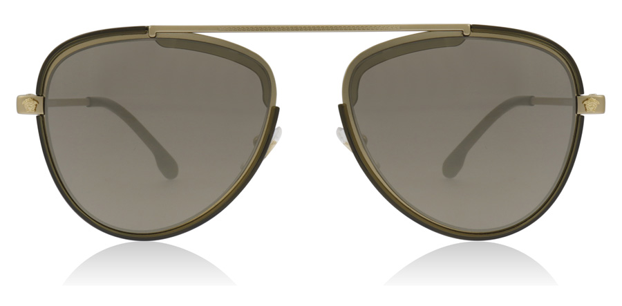 Versace VE2193 Gold / Dark Green 14285A 56mm