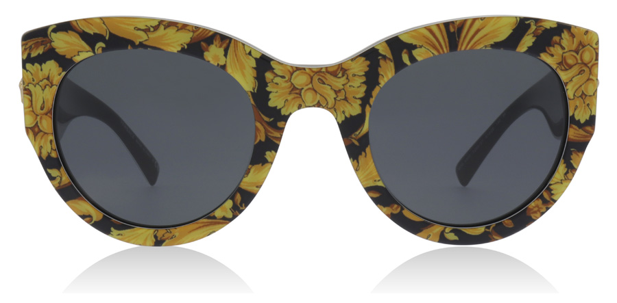 Versace VE4353 Yellow / Black 528387 51mm
