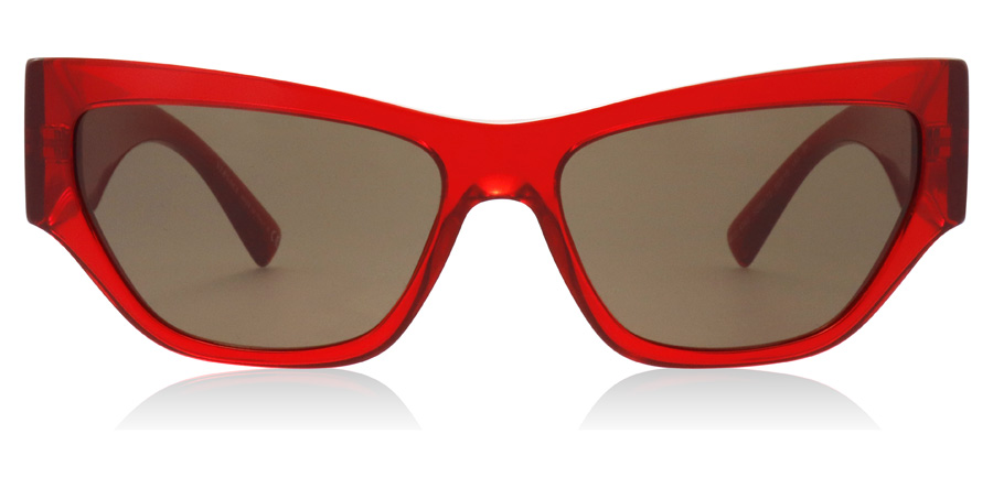 Versace VE4383 Transparent Red 528073 56mm