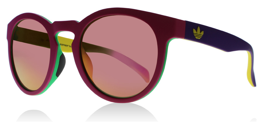 Compare retail prices of adidas Originals 9.018 Sunglasses Pink / Multicolour 149 51mm to get the best deal online