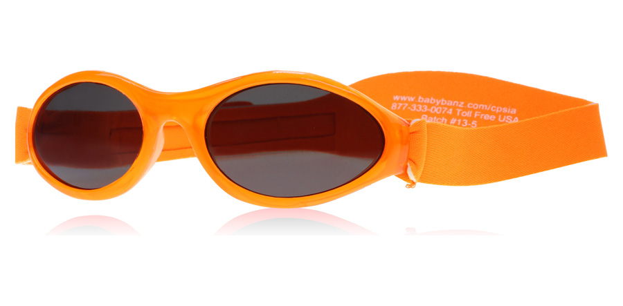 KidzBanz Adventure Age 2-5 Years Orange O 45mm