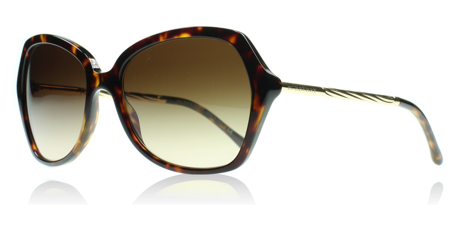 Burberry BE4193 Sonnenbrille Tortoise 300213 57mm yQBxWO9y9
