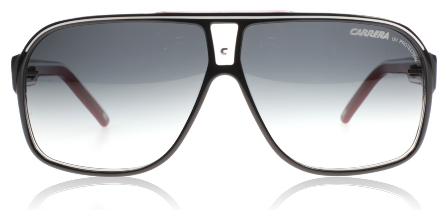 Carrera Grand Prix 2 Black / White Red T4O 64mm