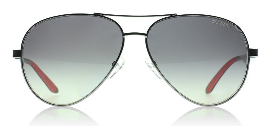 Carrera 8010/S Matte Dark Ruthenium R80 59mm Polarised