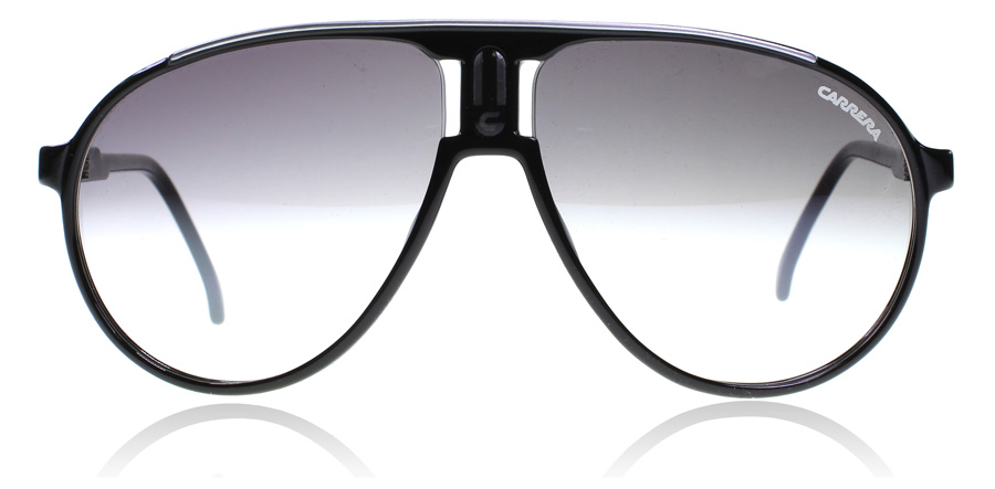 Carrera Champion Black / Silver BSC 62mm