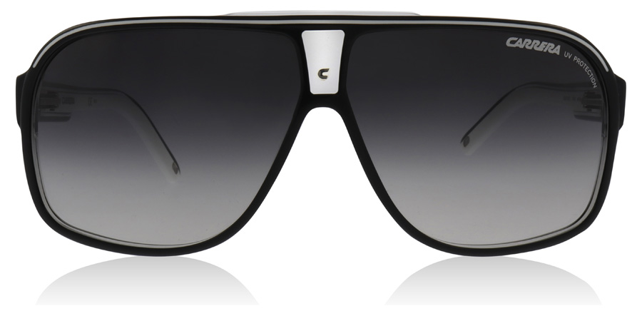Carrera Grand Prix 2 Black / White T4M 64mm