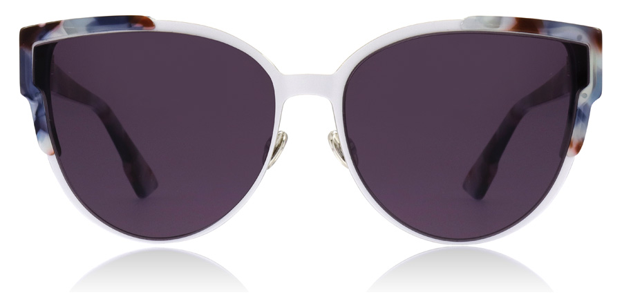 Christian Dior Wildly Sunglasses : Wildly White Wildly 60Mm : UK