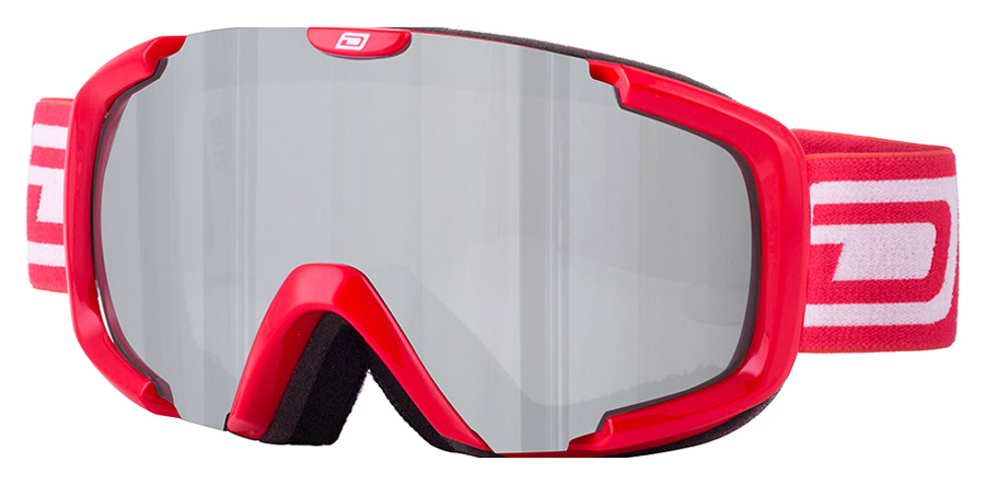 Dirty Dog Stampede 54160 Red 95mm