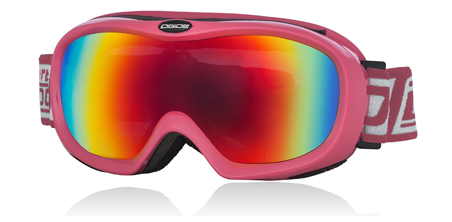 Dirty Dog Goggles Scope Pink 54123 Large
