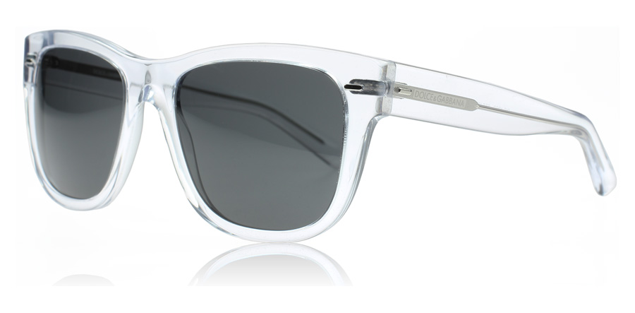 Dolce And Gabbana Clear Frame Glasses : Dolce And Gabbana 4223 Sunglasses : 4223 Clear 4223 : UK