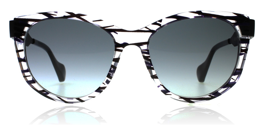 Fendi FF0181/S 0181/S Clear / Print VDYVK 54mm