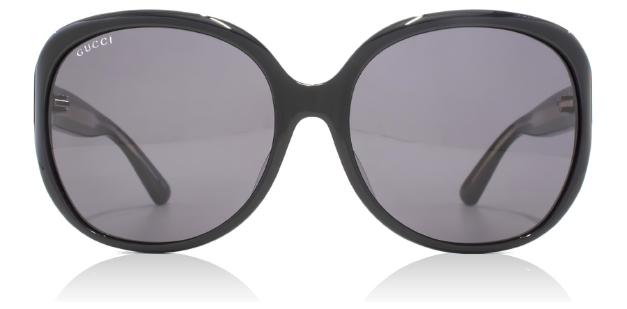 Gucci GG0080SK Shiny Black 001 61mm