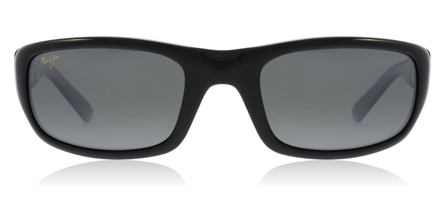 Maui Jim Stingray 103-02 Gloss Black 56mm Polarised