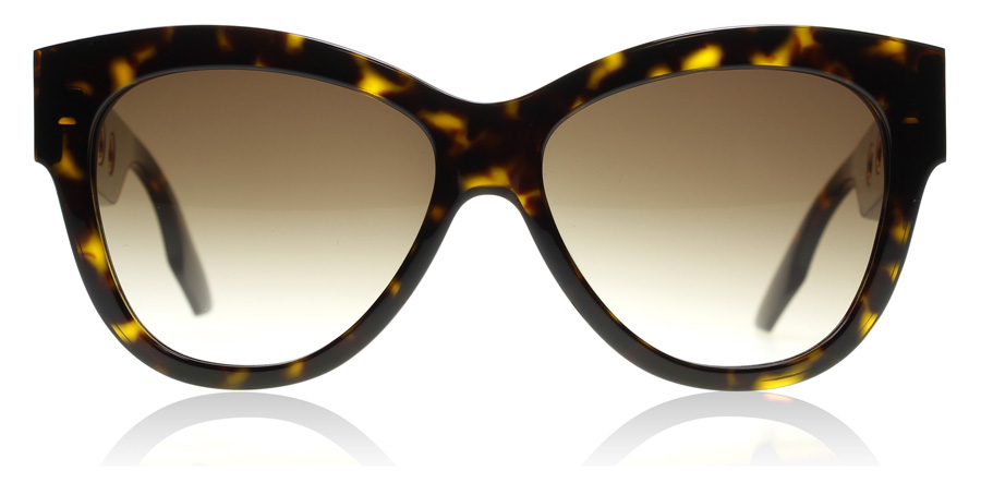 McQ 0021S Havana Brown 003 54mm