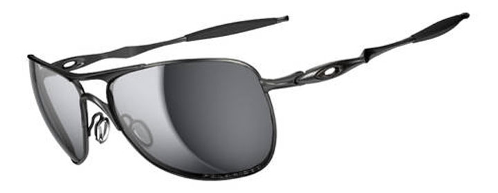 704ee1fcaf Oakley Crosshair Sunglasses   Crosshair Polished Chrome OO4060-02 61Mm   UK
