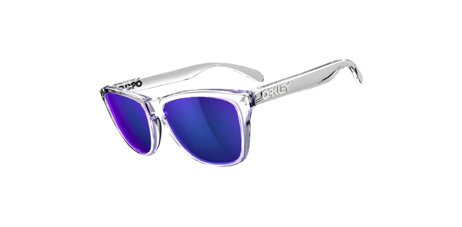 Oakley Frogskins 24-305 Polished Clear 55mm