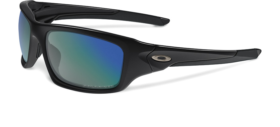 Oakley Valve OO9236-12 Black Angling Specific 923612 60mm Polarised