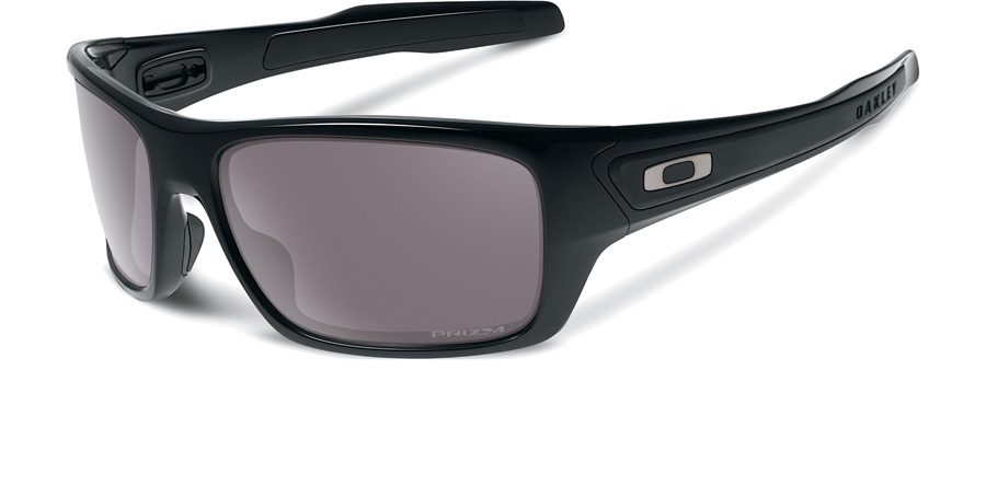 Oakley Turbine 9263 Polished Black 06 65mm Polarised