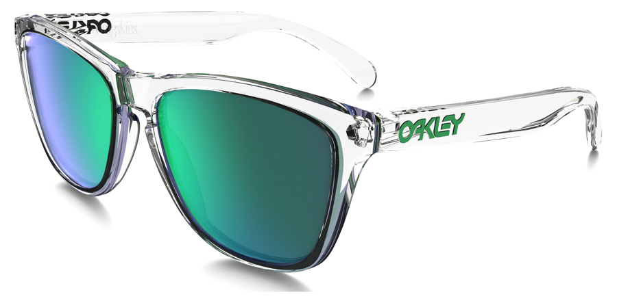 Oakley Frogskins OO9013-A3 Polished Clear 5517 55mm