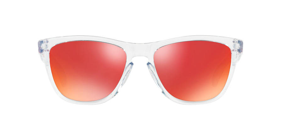 Oakley Frogskins OO9013-A5 Clear 5517 55mm