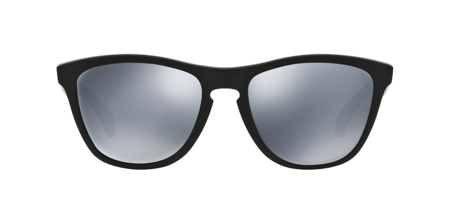 Oakley Frogskins OO9013-24 Matte Black 55mm Polarised