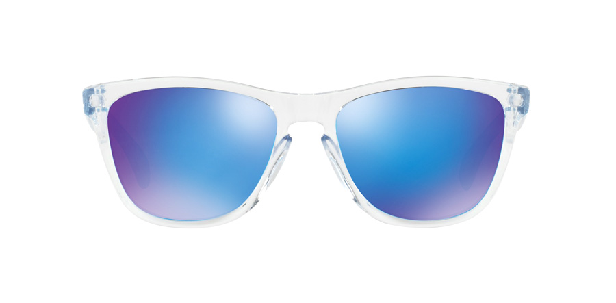 Oakley Frogskins OO9013-A6 Crystal Clear 55mm