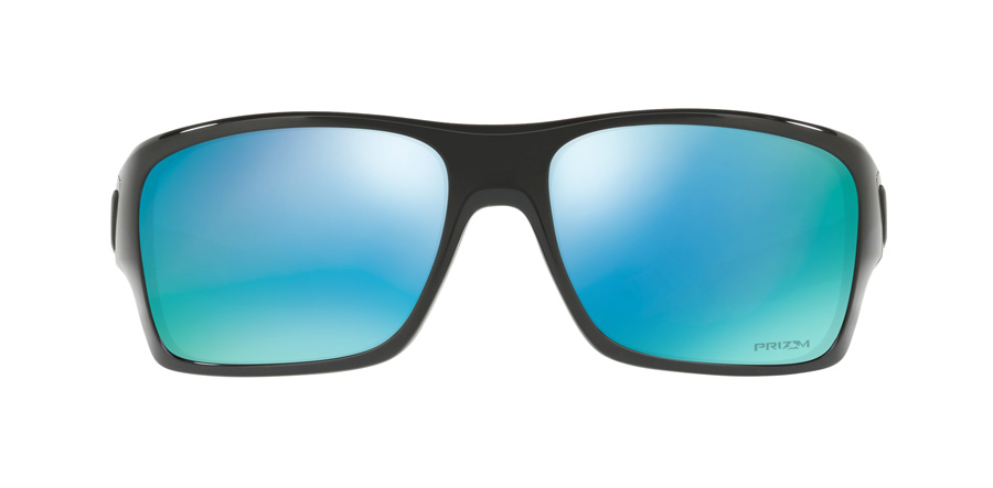 Oakley Turbine OO9263-14 Polished Black 65mm Polarised