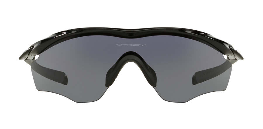 Oakley M2 XL OO9343-01 Polished Black 90mm